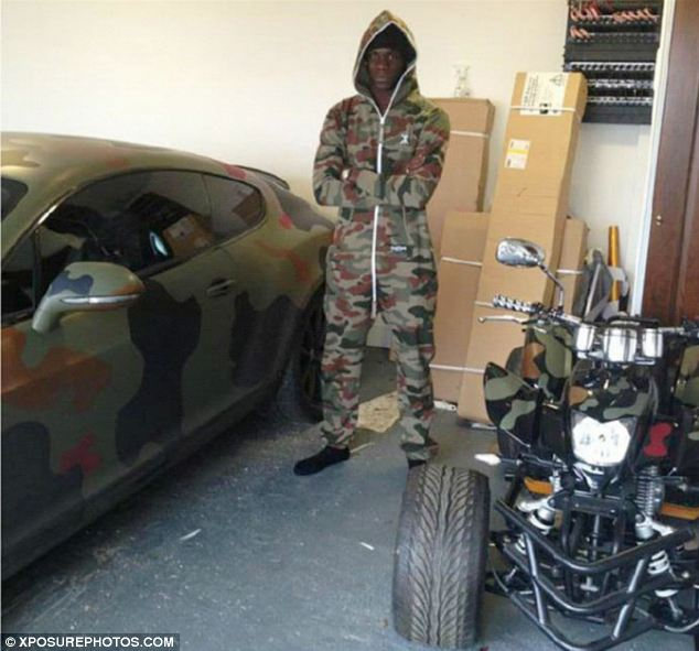 Mario Balotelli: no further comment required